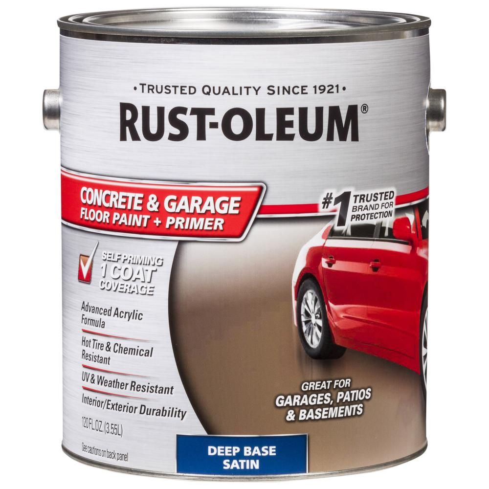 RustOleum 1 Gal. Deep Base Concrete and Floor Finish