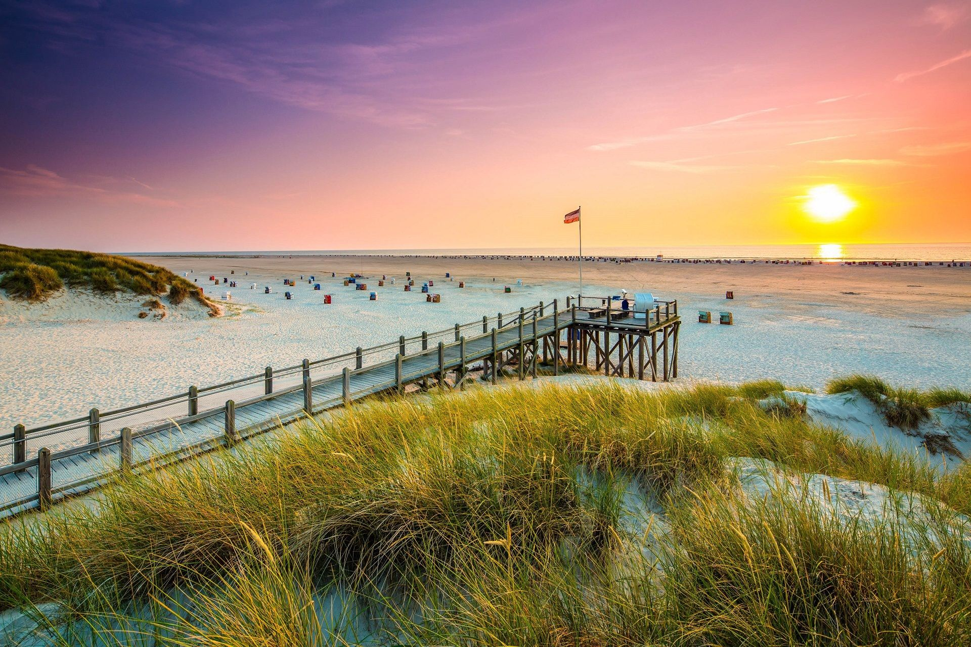 Nordseeinseln In Deutschland ᐅ Eure Top 12 Urlaubsguru Urlaub Auf Amrum Amrum Nordseeinseln