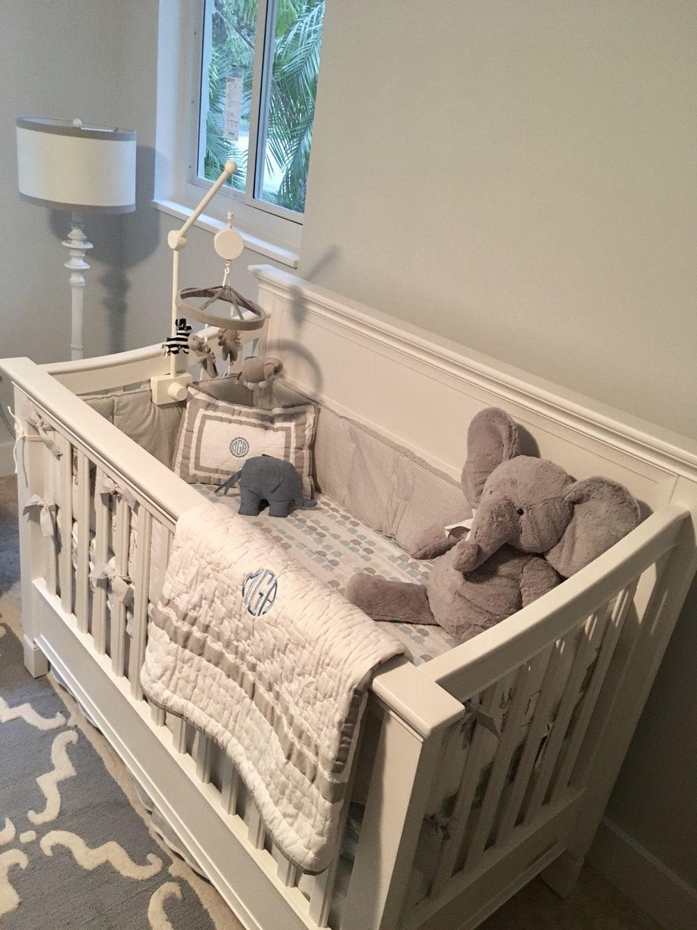 Larkin Pottery Barn Crib Elephant Larkin Crib Pottery Barn Larkin Crib Baby Room Decor