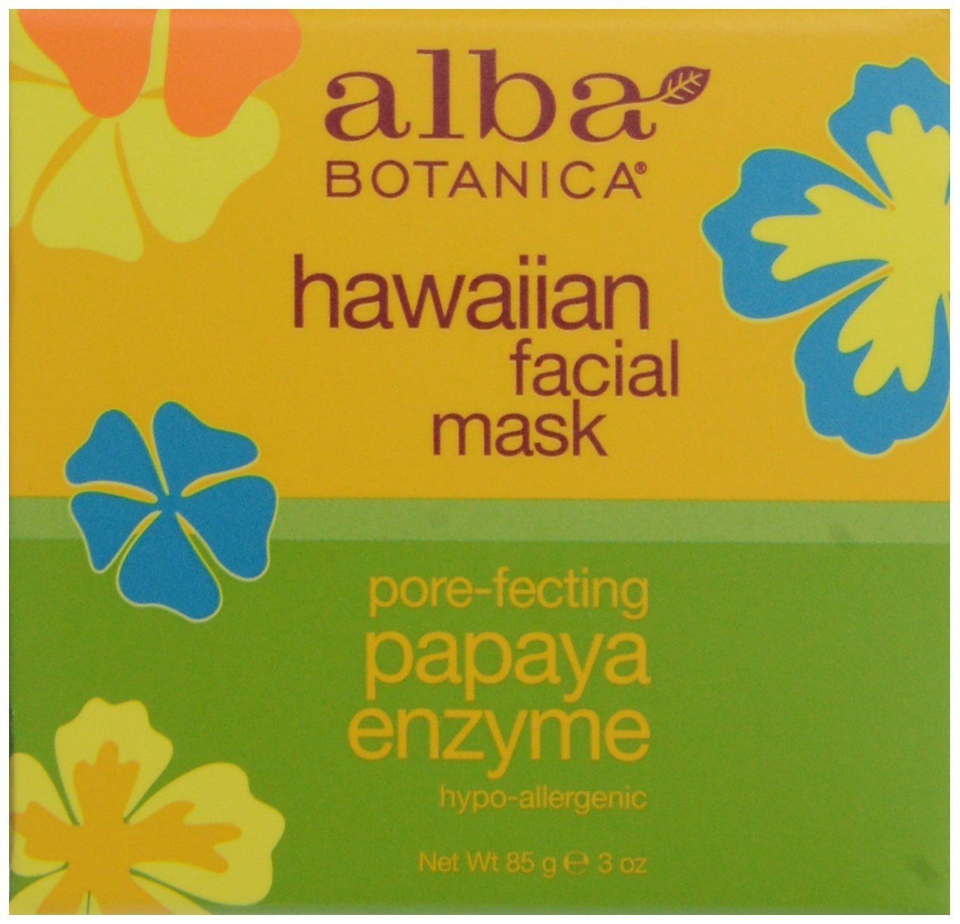 Alba Botanica, Facial Mask, Papaya Enzyme 3 oz *** Be sure to check out this awesome beauty product.