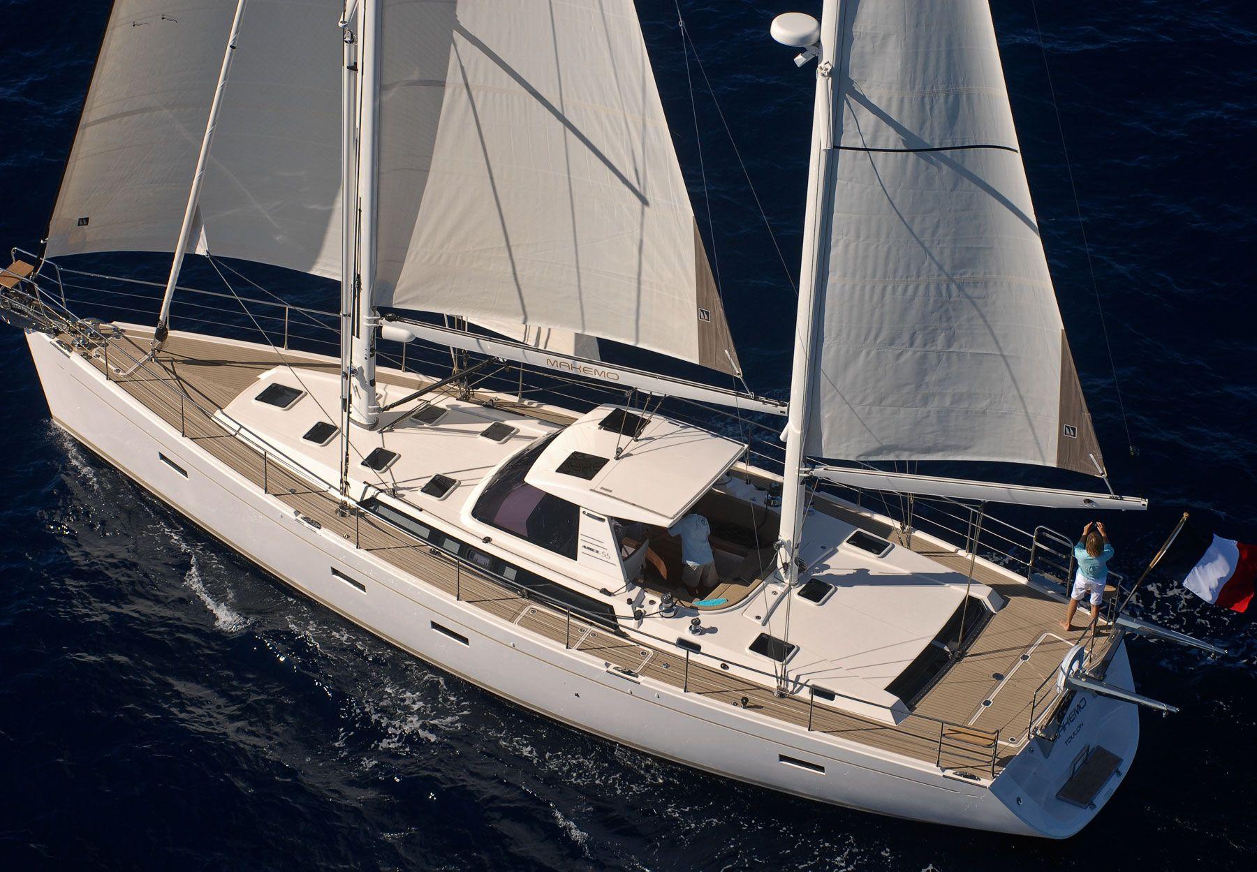 AMEL 55 | Sweet Boats | Boat, Amel yachts, Yacht design