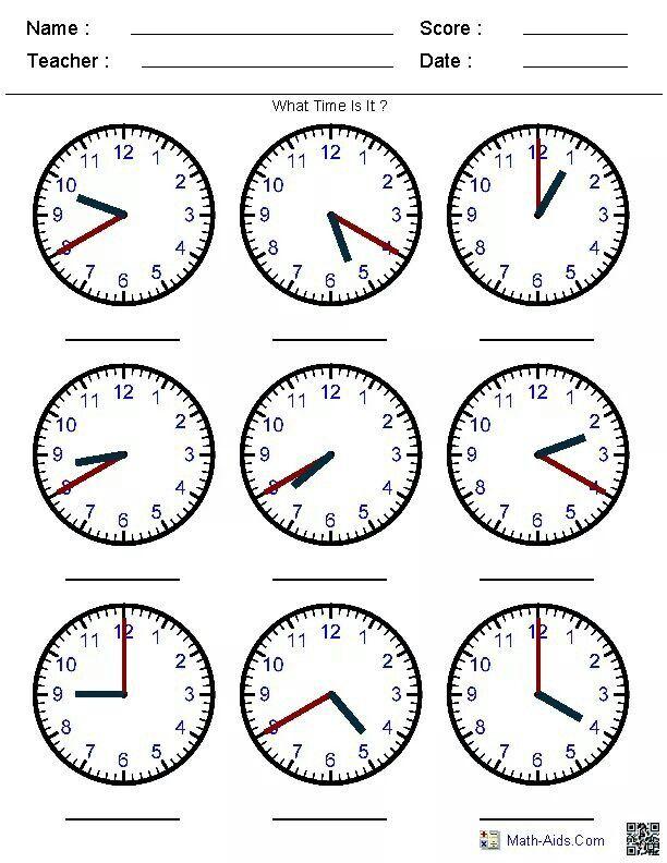 Arbeitsblatt Uhrzeiten Englisch : Pin von cici sanianto auf time pinterest uhren