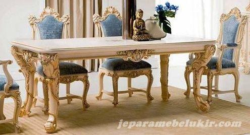 kursi makan clasik | desain furnitur, ide dekorasi rumah
