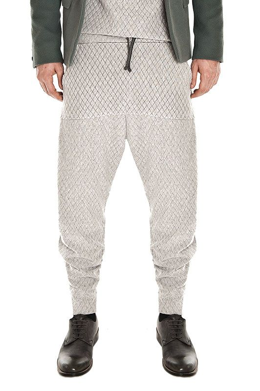 the all time favorite Trousers Amber-Light Grey #marcstone