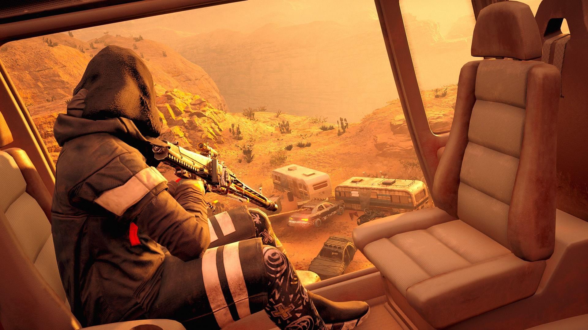 Far Cry New Dawn Crying Dawn Definition Of Insanity