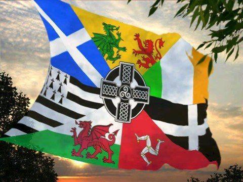 Eight Celtic Nations Flag Celtic Celtic Nations Irish Celtic