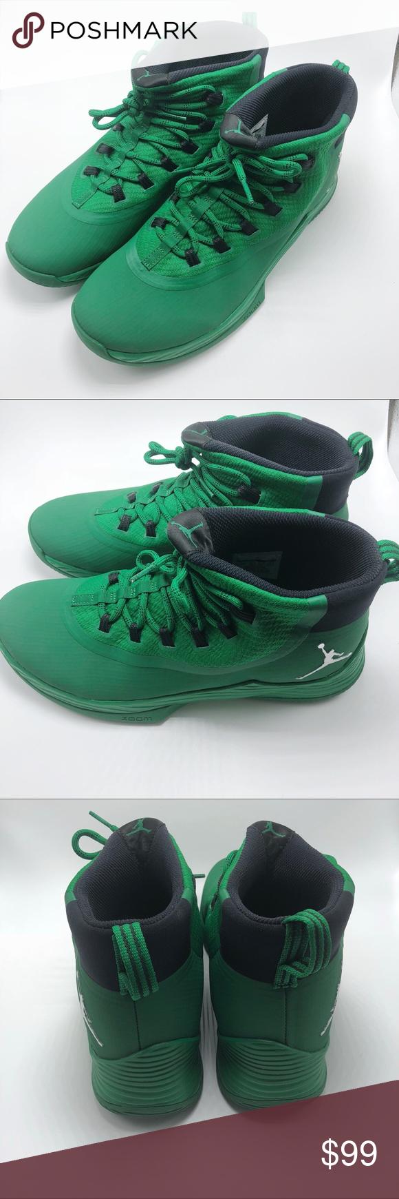 1caf72d61f7e86 Jordan Ultra Fly 2 Zoom TB Celtics Green (SH20) Nike 921211-301 Mens Jordan  Ultra Fly 2 Zoom TB Celtics Green Size 11.5 (SH20) Jordan Shoes Sneakers