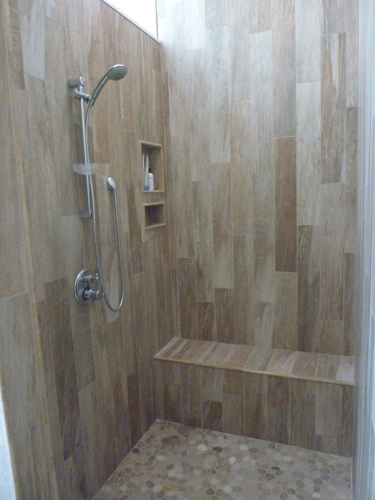 2x2 flooring tiles google search tile pinterest shower walk in shower tile options love the floor pebbles the same color as the walls shower head ppazfo