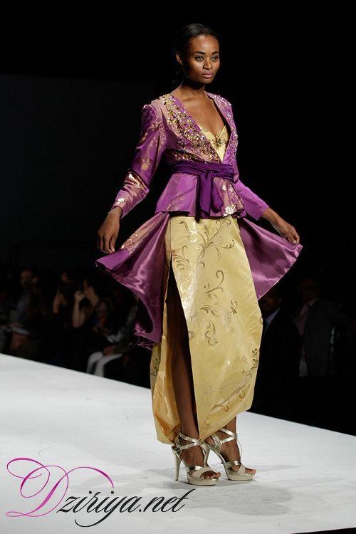 Un parfum d'Algérie à la Fashion Week de Miami avec Fadila ...