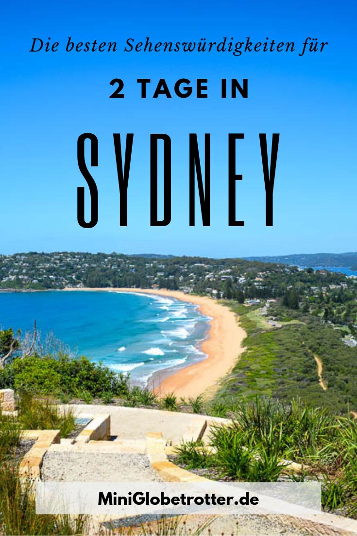2 Tage Sydney Diese Sehenswurdigkeiten Darfst Du Nicht Verpassen Australien Reise Australien Sehenswurdigkeiten Australien Urlaub
