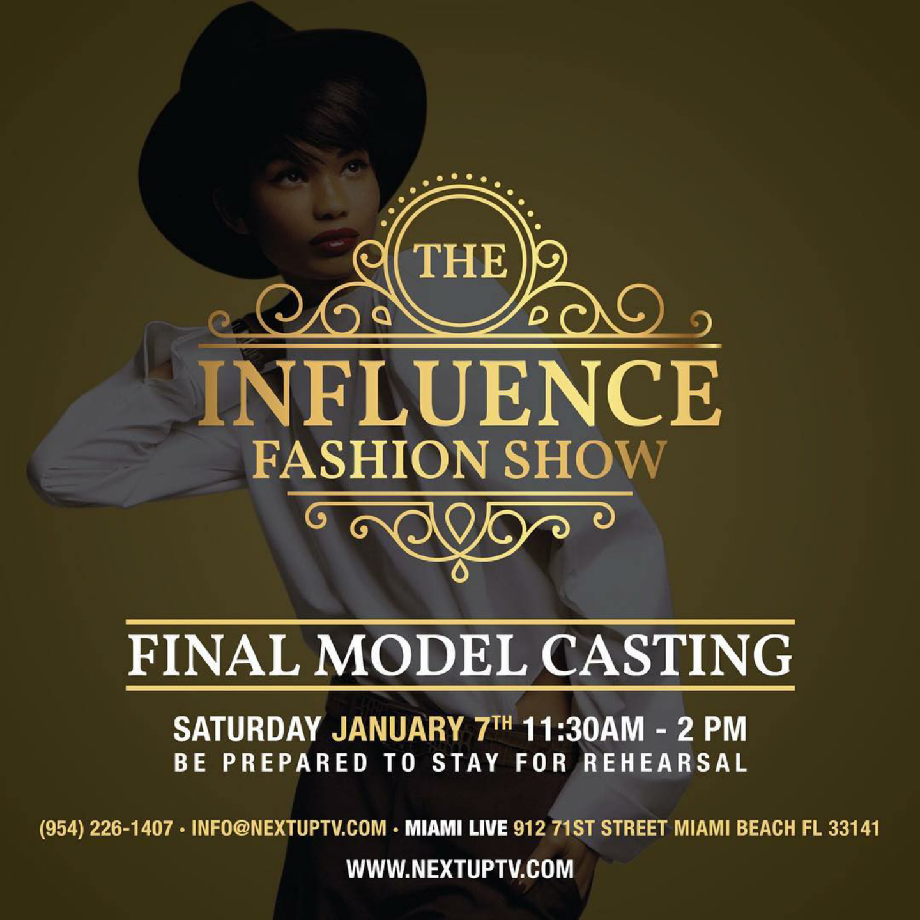 Model Casting Call Models Designers And Fashion