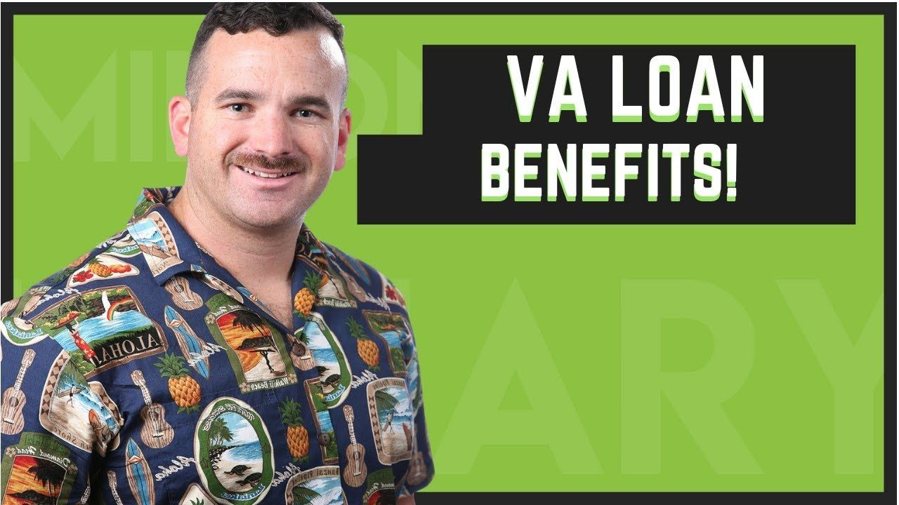 Benefits of the va loan va loan vs fha my 10000