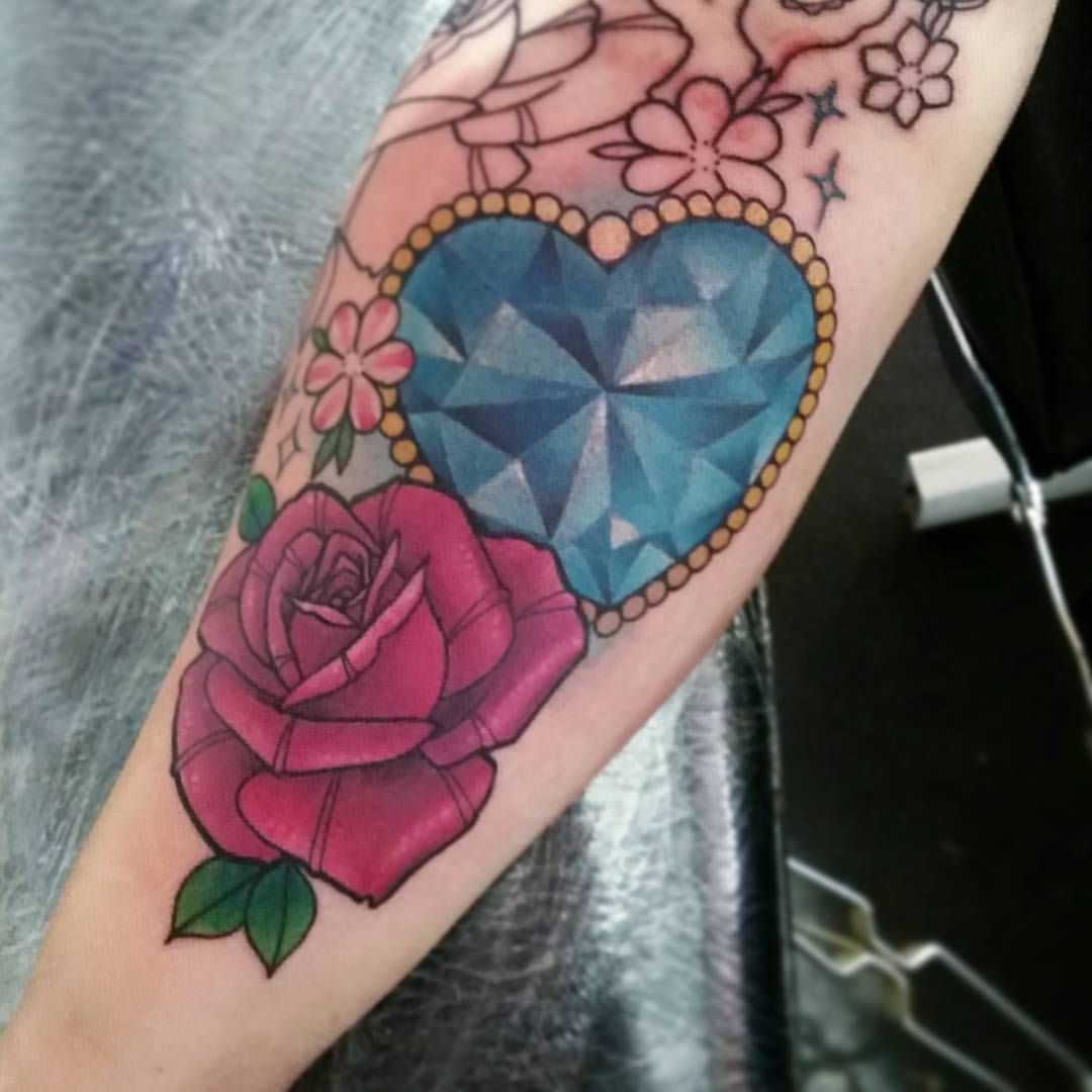 Image result for neo traditional tattoo girly my style for Girly arm sleeve tattoos