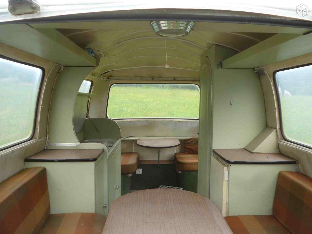 caravane de collection bourgeois b 36 caravaning pyr n es orientales caravane. Black Bedroom Furniture Sets. Home Design Ideas