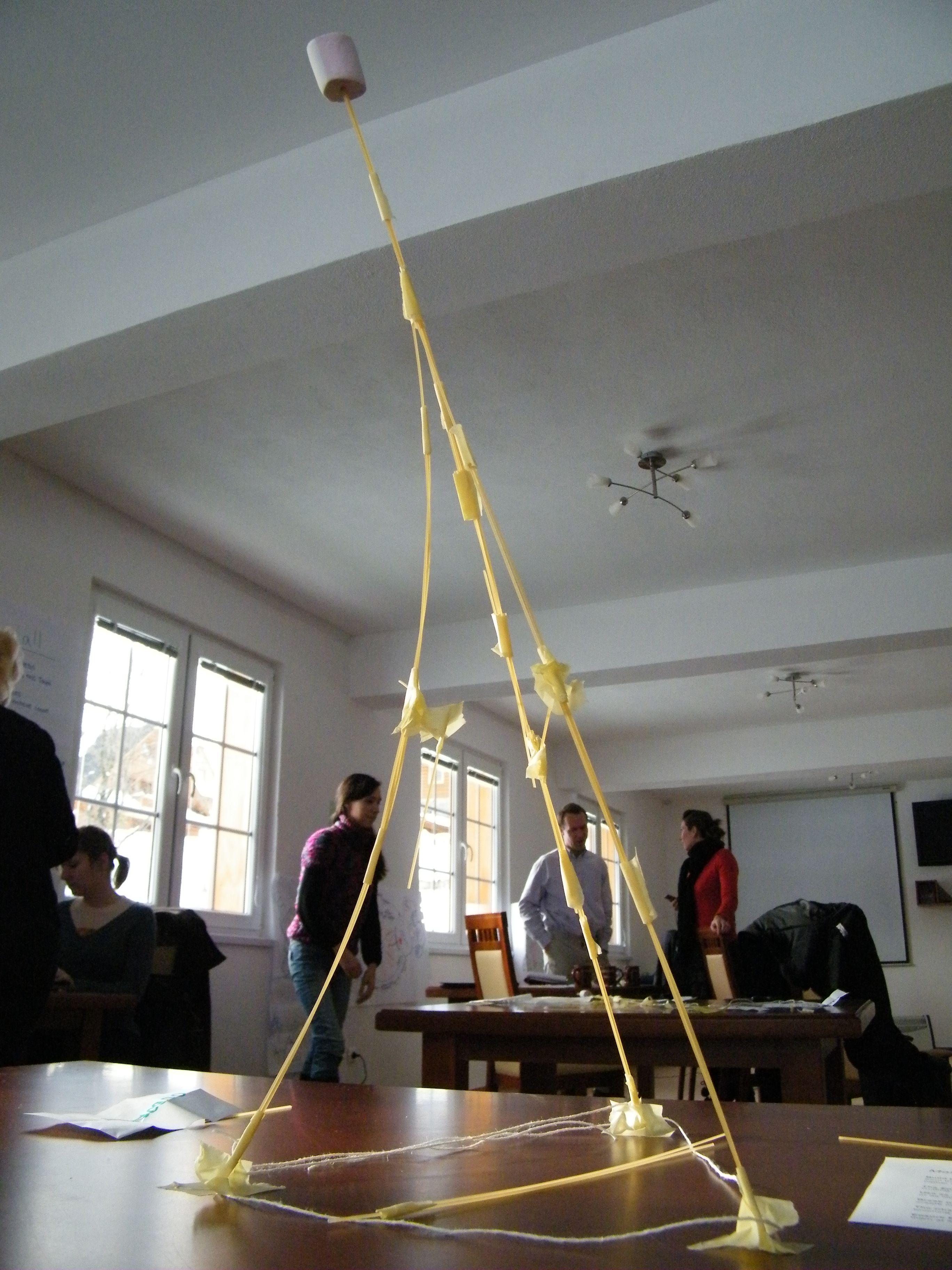 Marshmallow Challenge Best Team Building Activity Ever