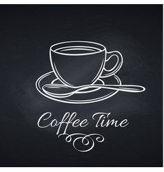 Hand Drawn Coffee Cup Royalty Free Vector Image #coffeecups