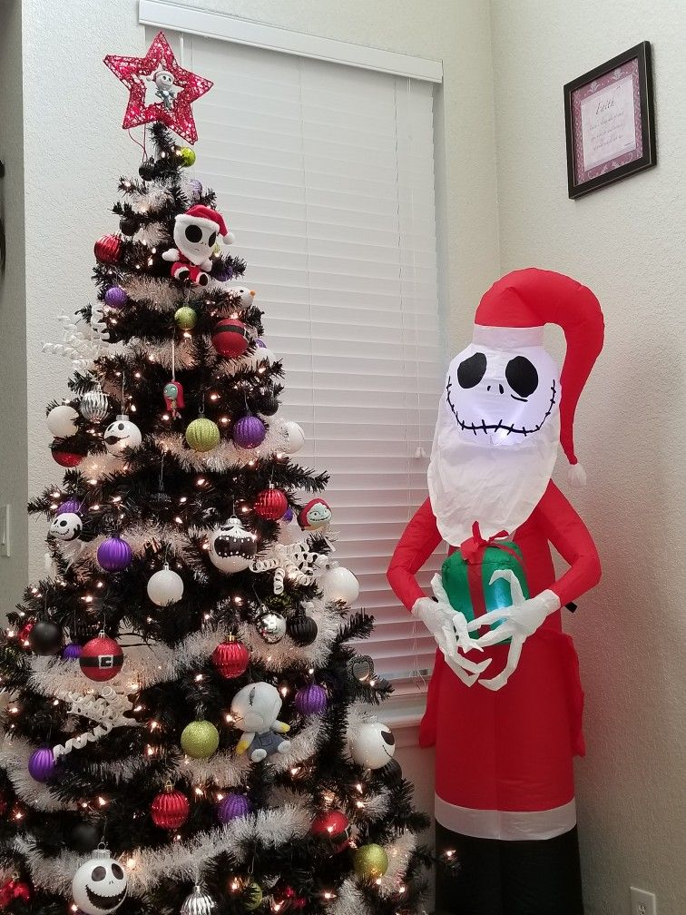 Pin by Claudia Rojas on Nightmare before Christmas Pinterest - the nightmare before christmas decorations