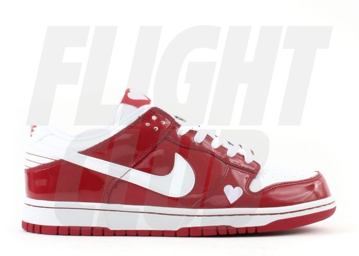 Nike Dunk Low Valentine S Day 2004 Kicks Pinterest Nike Nike