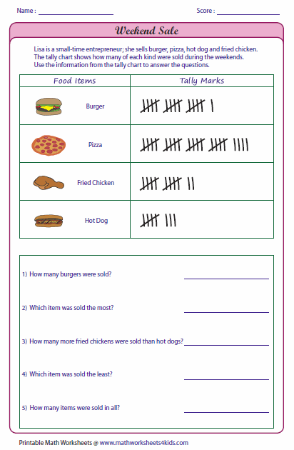 how to make tally marks in google docs