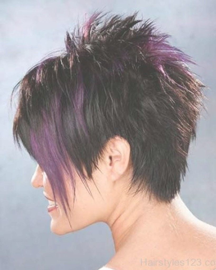 classy short spiky haircuts for women | hair fashion | hair