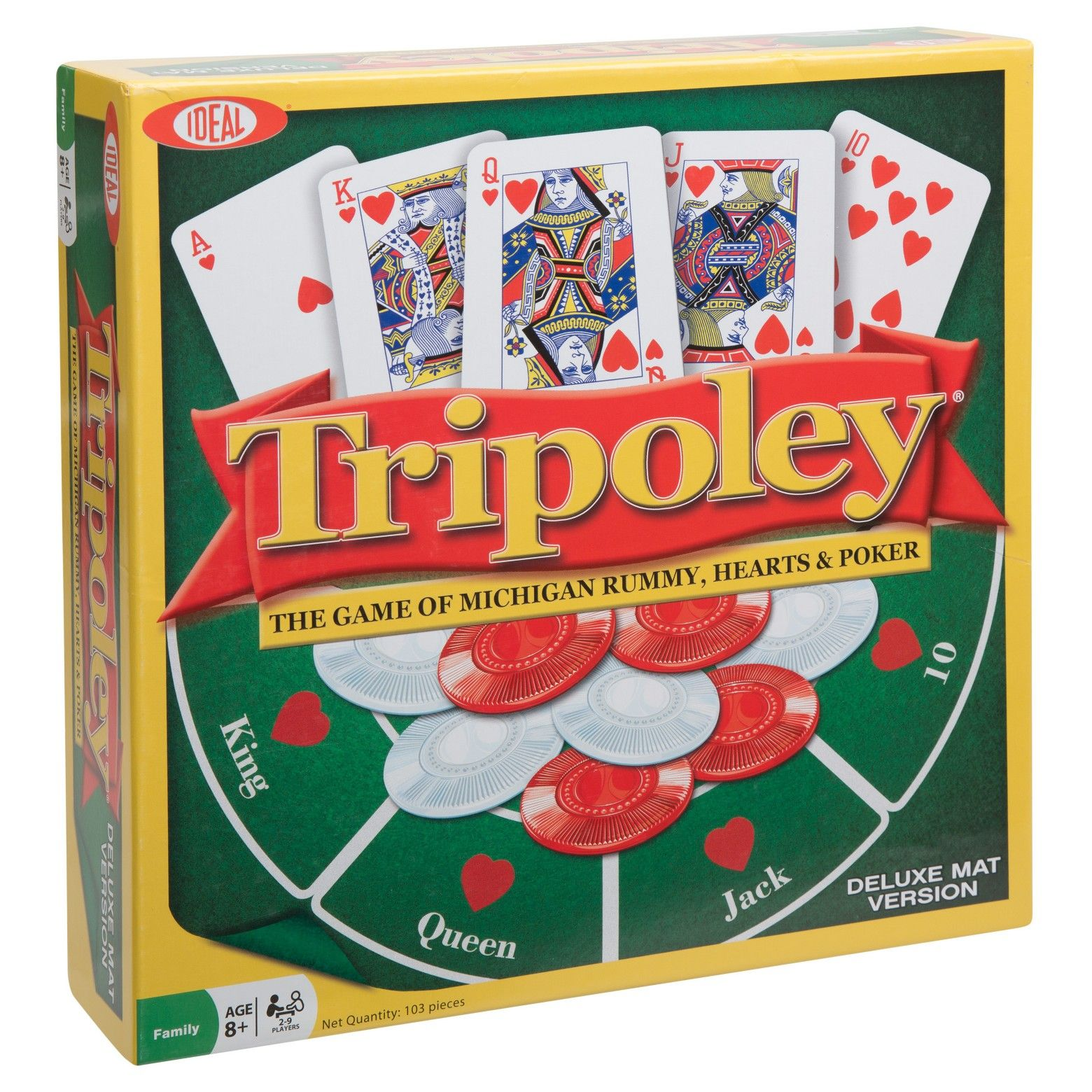 Tripoley® is the bestselling family classic that mixes