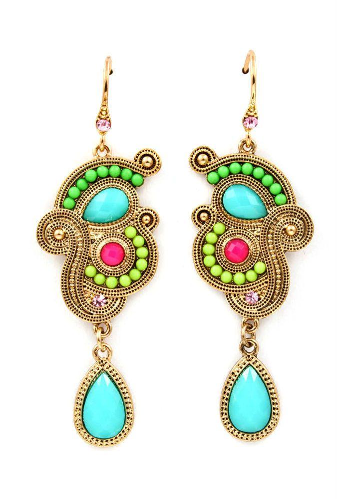 Minolo Blues Earrings