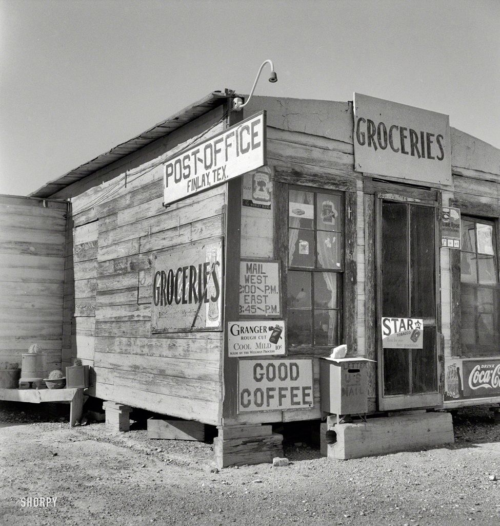 Good Coffee 1937 Shorpy Historical Photos Historical Photos Photo