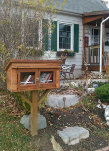 Find Little Free Libraries in Kingston, Ontario Little