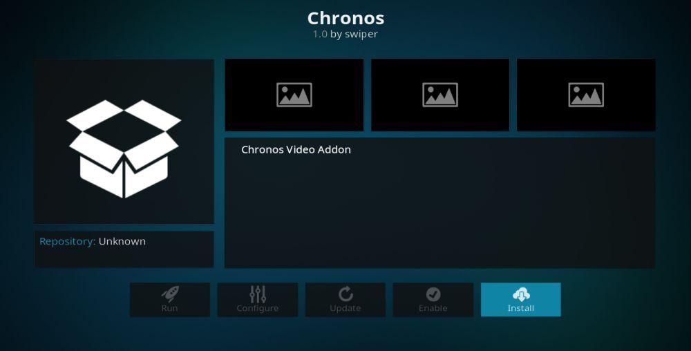 Chronos Kodi Addon Stream German Language Content Online On Kodi Kodi Home Theater Setup Installation