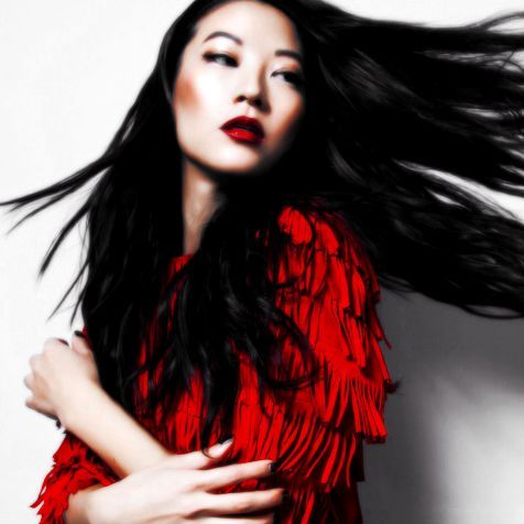 Simple Icons Arden Cho Arden Cho Simple Icon Celebrities