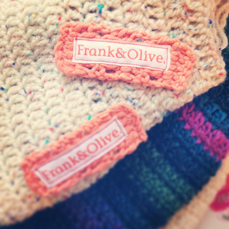 #crochet #handmade #diy #hangtags #labels #clothinglabels www.facebook.com/frankandolivecrochet