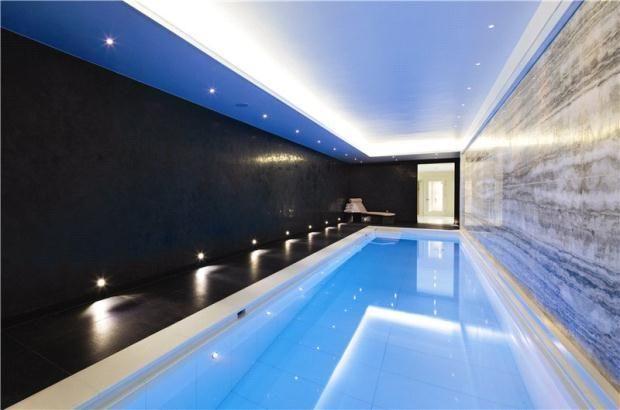 Sophisticated Indoors Buscar Con Google Zwembad Huizen Moderne Zwembaden Binnenzwembaden