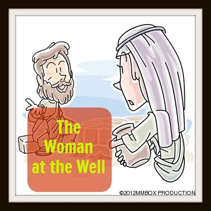 The Samaritan Woman at the Well Bible Object Lesson   Teaching Kids