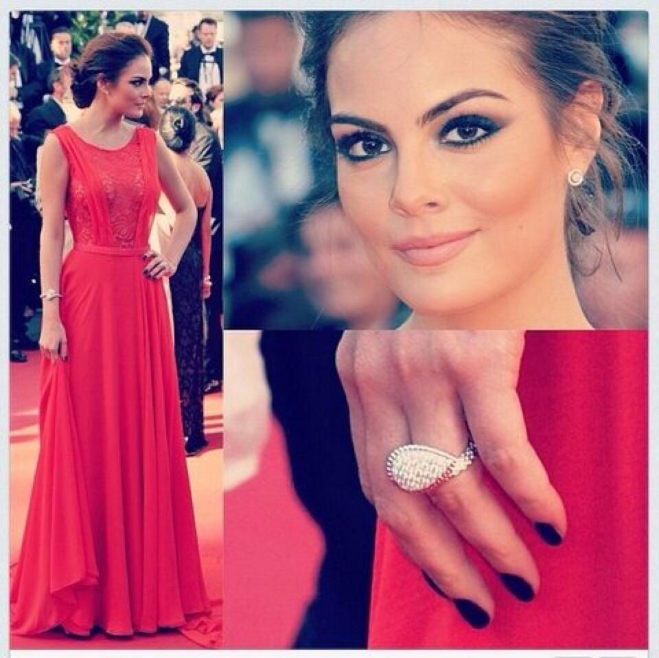 Ximena Navarrete | Make up | Pinterest | Ximena navarrete ...