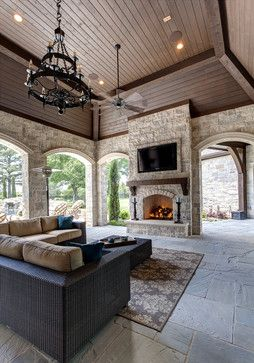Love The Setup Of This Outdoor Patio. / Simmons Estate Homes / Luxury  Custom Home Builder / DFW Area Custom Homes / Patio / Outdoor Living