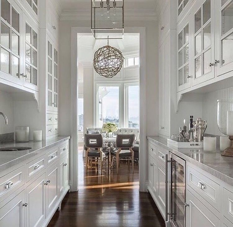 Kitchen With Butlers Pantry Designs: Pin By Sammie On Sam - Dream Home