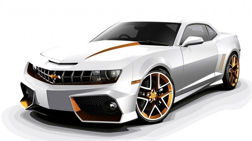 Wallpaper Carros Tuning Hd: Chevrolet Camaro Tuning 2012 HD Wallpaper