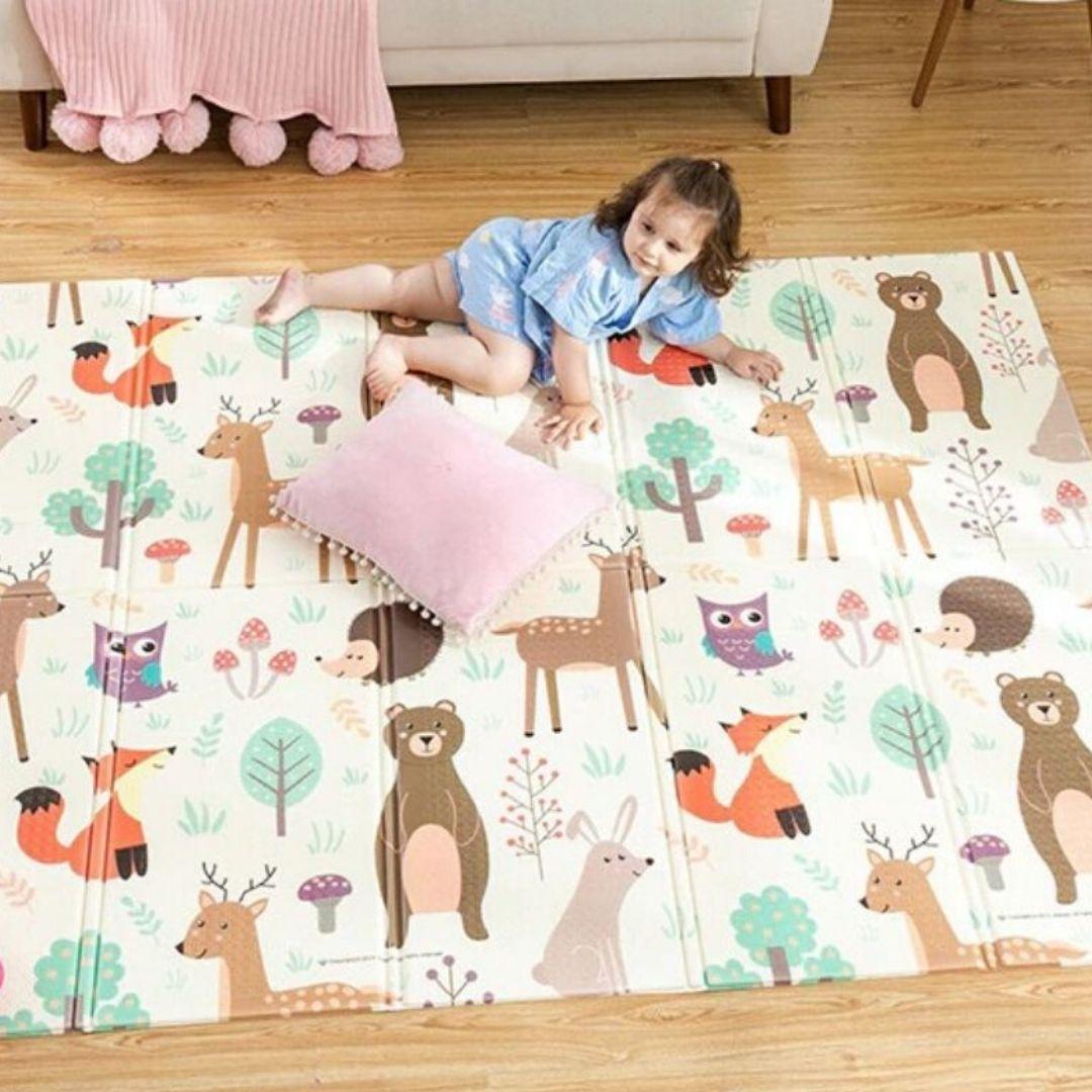 tapis jeu enfant tapis jeu