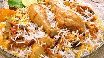 وصفة برياني الدجاج الشهية Iftar Recipes Indian Food Recipes Indian Chicken Recipes