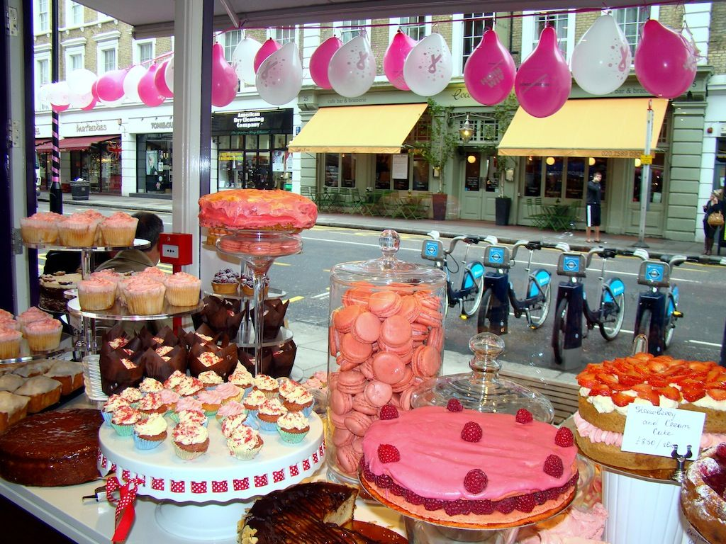 Fait Maison A Cafe On Gloucester Road Serving Some Delicious Gluten Free Cakes Glutenfree Food Cake Creations Cupcake Boutique