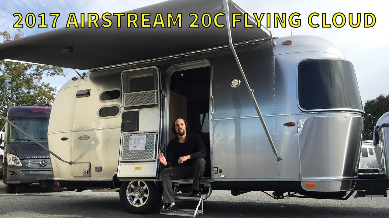 Walk Through 2017 Airstream Flying Cloud 20C Bambi Small
