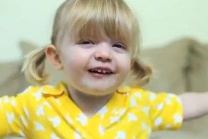 2-Year-Old Girl's Video for Mom's Birthday Will Make Your Day
