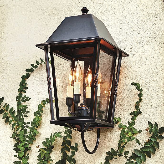 Exterior Lightingdesign Ideas: Audrey Outdoor Sconce # Lightingdesign Audrey 4-Light