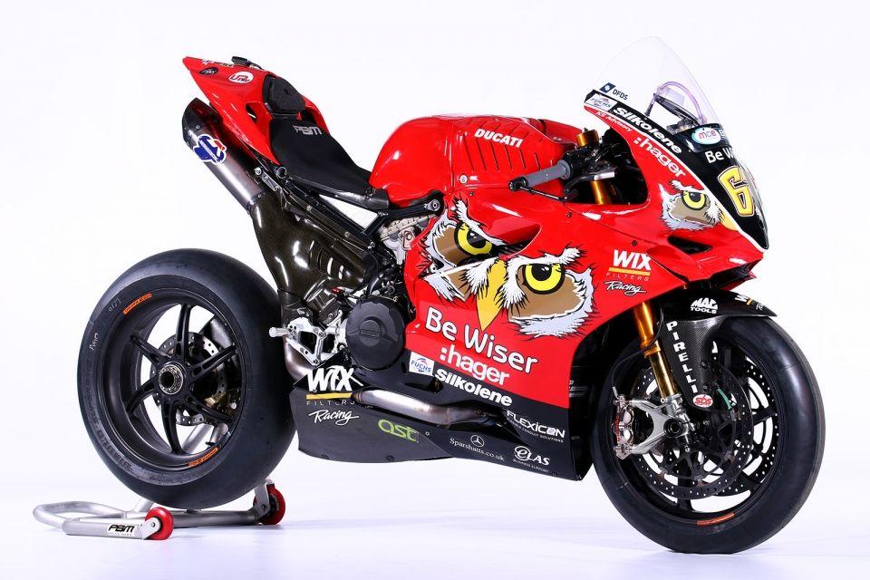 Be Wiser Car Insurance >> Mce Insurance 2017 Be Wiser Ducati Panigale R Bsb Ducati