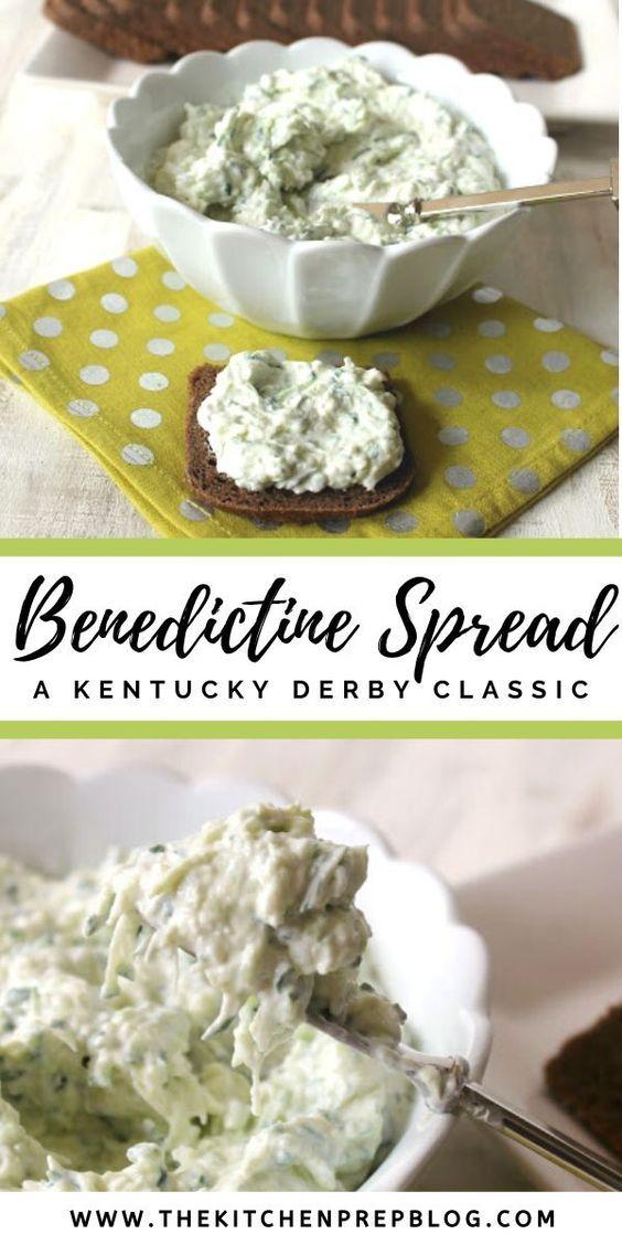 Benedictine Spread - A Derby Classic - The Kitchen Prep Blog