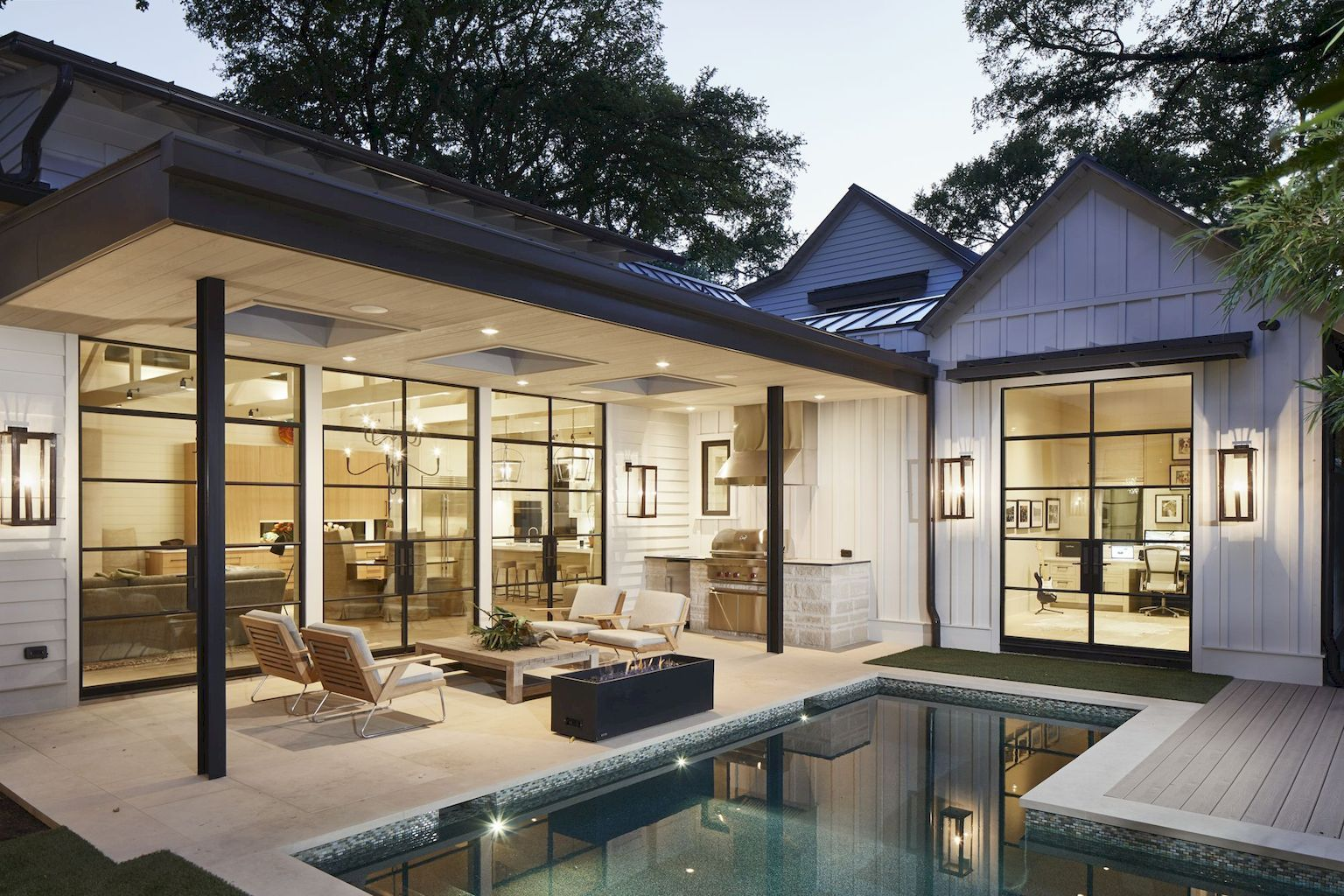80 Farmhouse Modern Exterior Design Ideas Dream Home