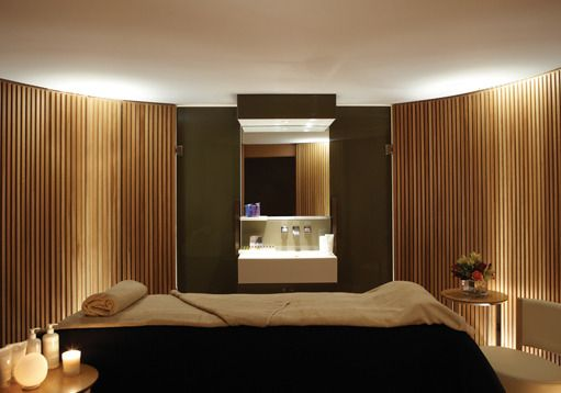 The Montpellier Chapter Spa Spa Rooms Spa Treatment Room Spa Interior