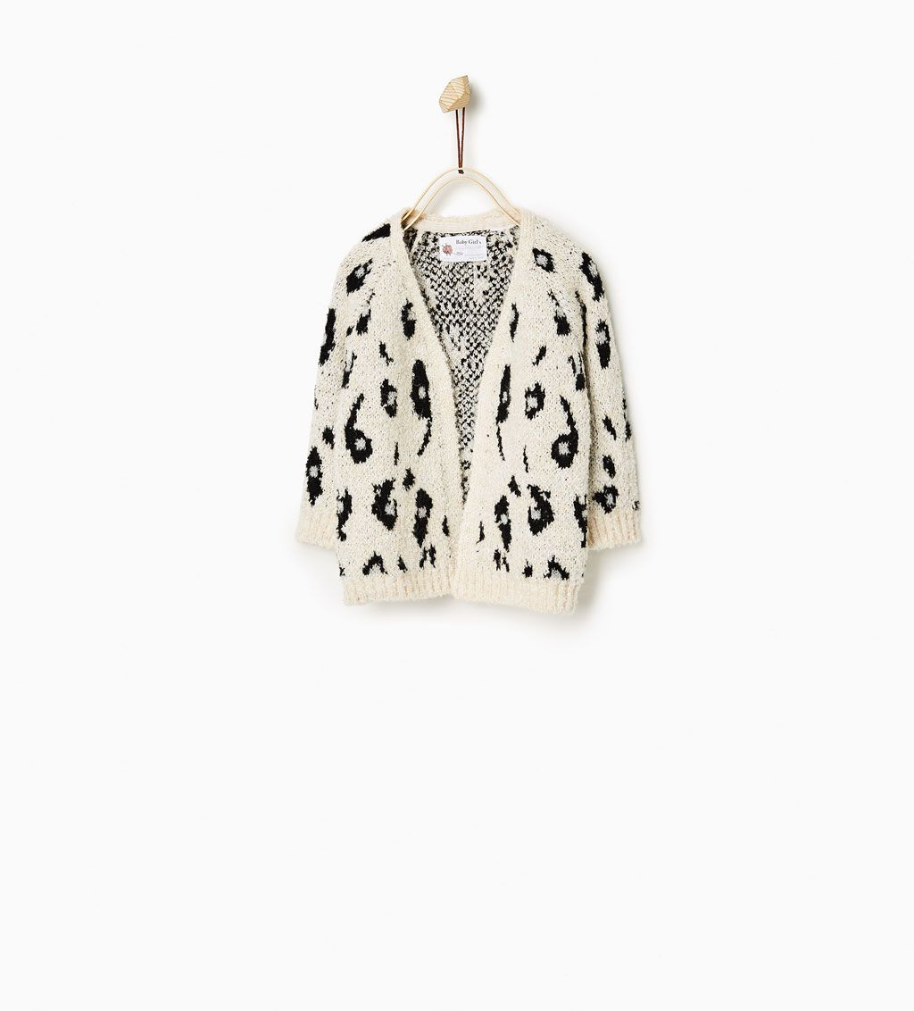 ANIMAL PRINT JACKET-WINTER COLLECTION-BABY GIRL | 3 months-3 years ...