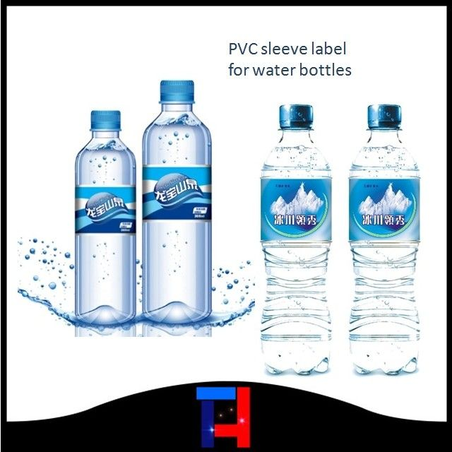 Custom Mineral Water Bottle Labels   Hh