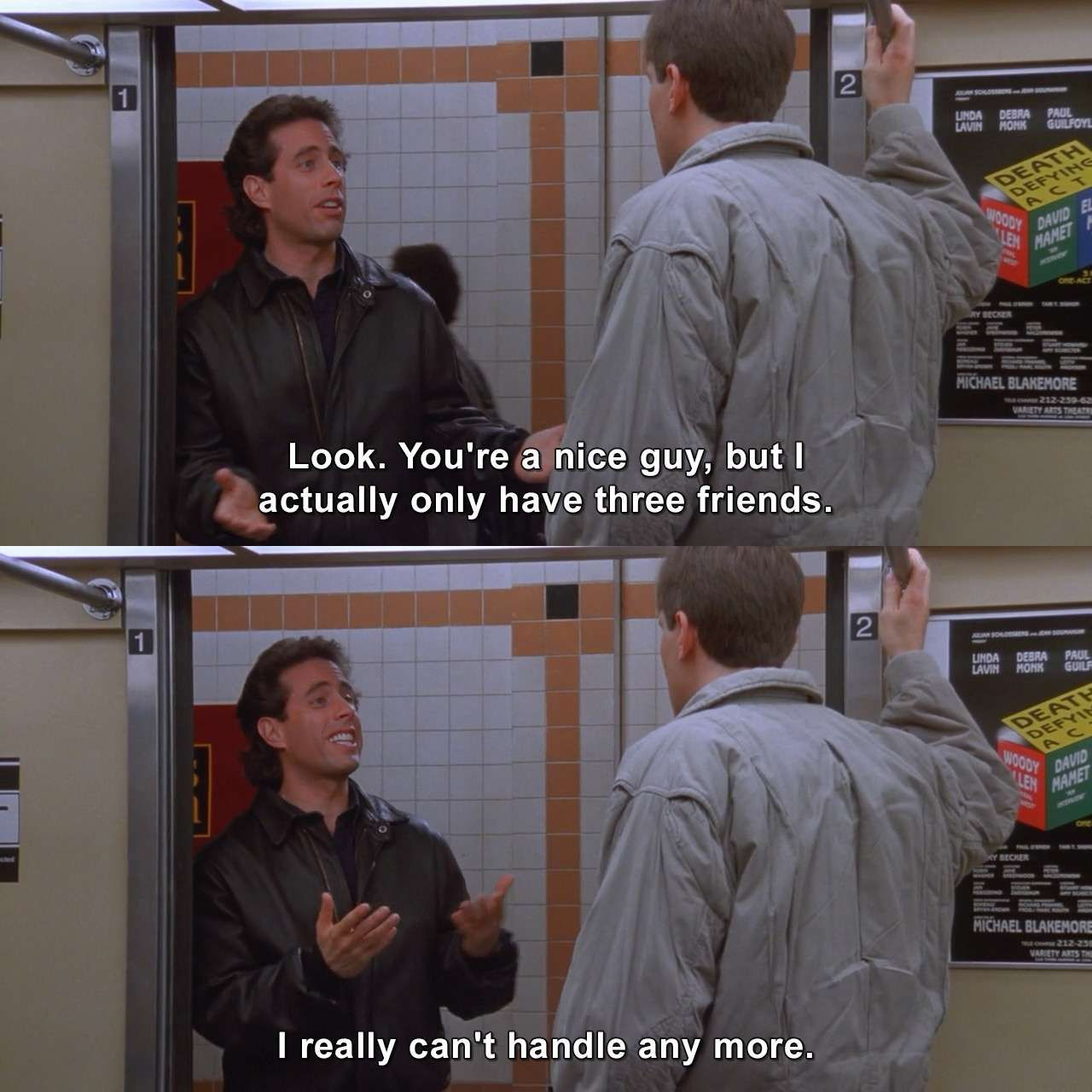 Seinfeld The Pool Guy Jerryseinfeld Seinfeld Thepoolguy Comedy Lol Seinfeld Quotes Seinfeld Funny Seinfeld